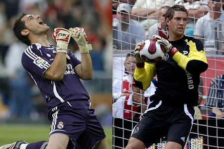 Casillas v Stekelenburg