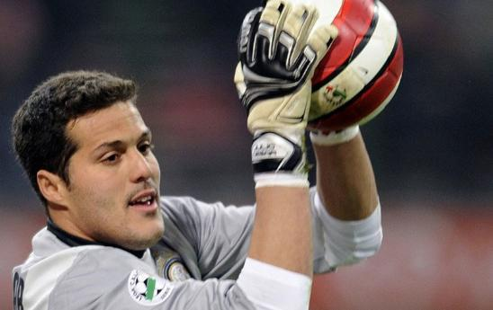 Julio Cesar Mistake
