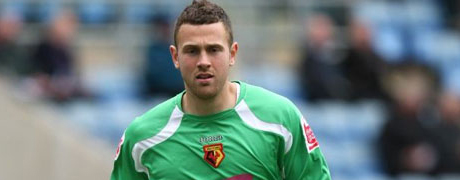 Scott Loach - Tottenham Goalkeeper?